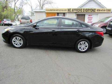 2014 Hyundai Sonata for sale at American Auto Group Now in Maple Shade NJ