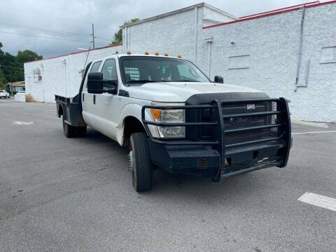 2013 Ford F-350 Super Duty for sale at LUXURY AUTO MALL in Tampa FL