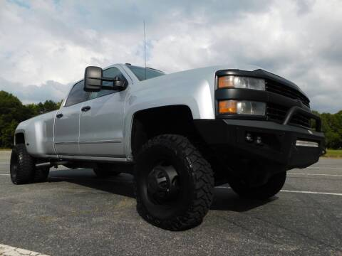 2015 Chevrolet Silverado 3500HD for sale at Used Cars For Sale in Kernersville NC