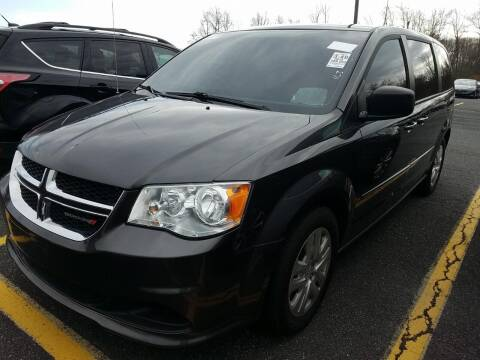 2015 Dodge Grand Caravan for sale at Cj king of car loans/JJ's Best Auto Sales in Troy MI