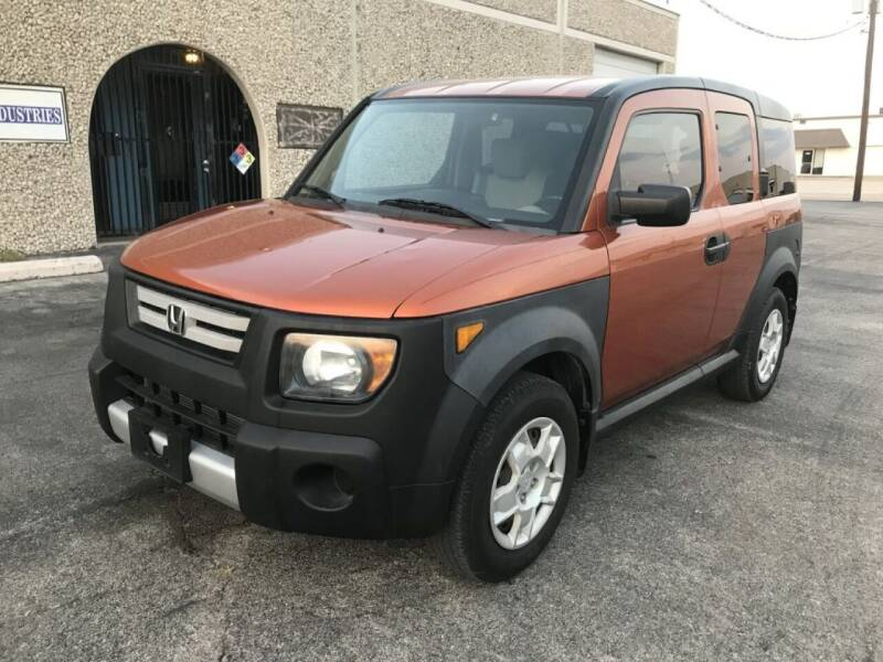 2008 Honda Element for sale at Evolution Motors LLC in Dallas TX