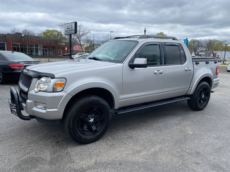 2008 Ford Explorer Sport Trac for sale at BWK of Columbia in Columbia SC