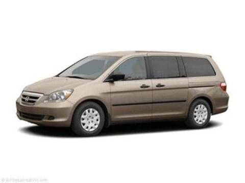 2006 Honda Odyssey for sale at West Motor Company - West Motor Ford in Preston ID
