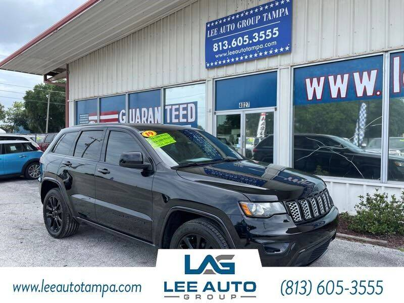2019 Jeep Grand Cherokee for sale in Tampa, FL