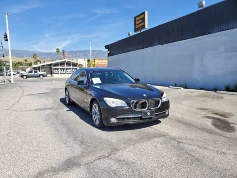 2012 BMW 7 Series for sale at Silver Star Auto in San Bernardino CA