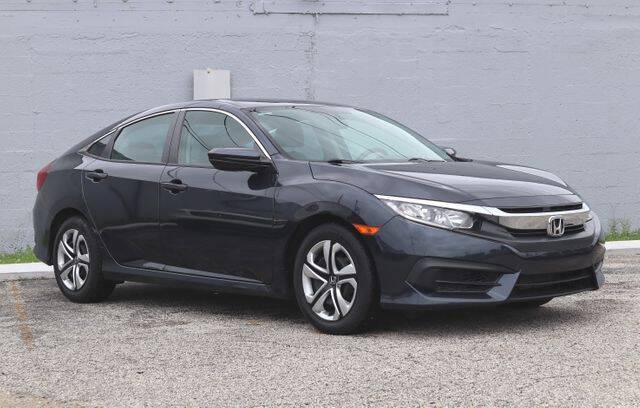 2016 Honda Civic for sale at No 1 Auto Sales in Hollywood FL