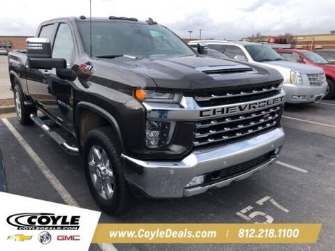 2020 Chevrolet Silverado 2500HD for sale at COYLE GM - COYLE NISSAN - Coyle Nissan in Clarksville IN