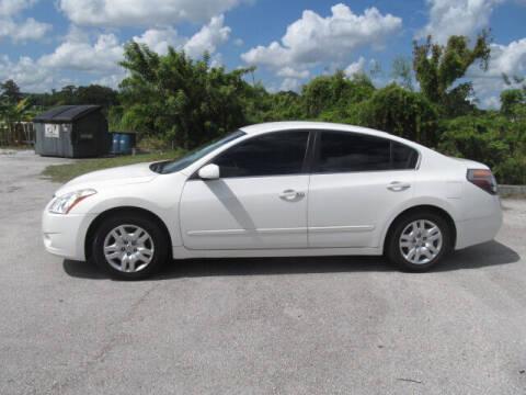 2012 Nissan Altima for sale at Orlando Auto Motors INC in Orlando FL