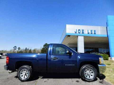 2012 Chevrolet Silverado 1500 for sale at Joe Lee Chevrolet in Clinton AR