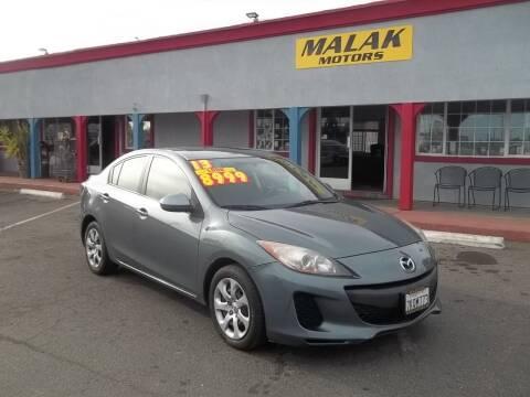 2013 Mazda MAZDA3 for sale at Atayas Motors INC #1 in Sacramento CA