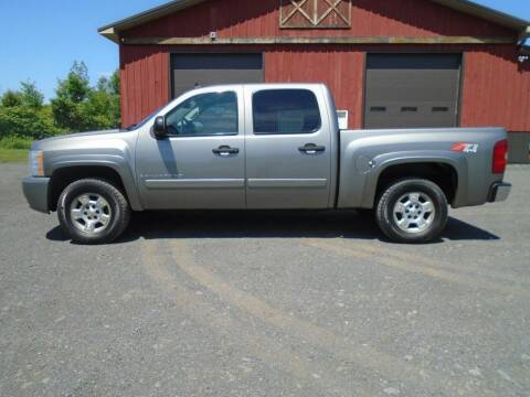 2007 Chevrolet Silverado 1500 for sale at Celtic Cycles in Voorheesville NY