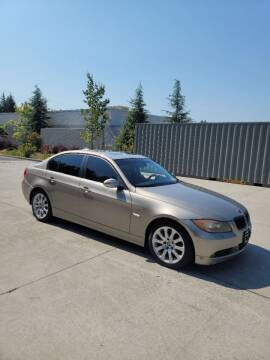 2007 BMW 3 Series for sale at RICKIES AUTO, LLC. in Portland OR