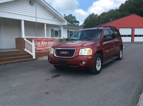 2005 GMC Envoy XL for sale at Ace Auto Sales - $1200 DOWN PAYMENTS in Fyffe AL