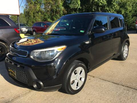 2014 Kia Soul for sale at Town and Country Auto Sales in Jefferson City MO