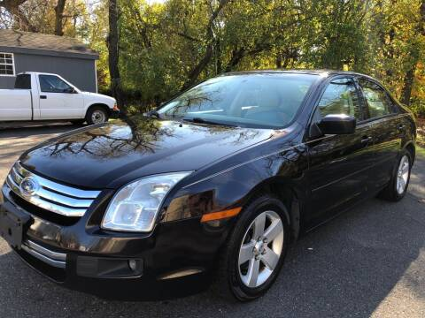 2007 Ford Fusion for sale at Perfect Choice Auto in Trenton NJ