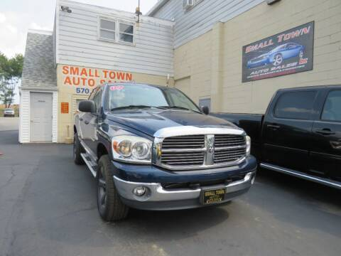 2007 Dodge Ram Pickup 1500 for sale at Small Town Auto Sales in Hazleton PA