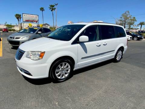 2013 Chrysler Town and Country for sale at Charlie Cheap Car in Las Vegas NV