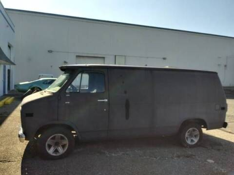 1972 Chevrolet Chevy Van for sale at Classic Car Deals in Cadillac MI