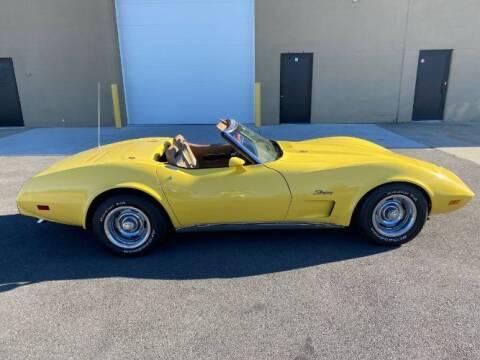 1974 Chevrolet Corvette for sale at Classic Car Deals in Cadillac MI