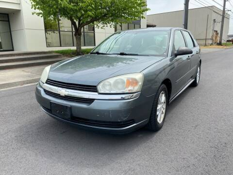 2004 Chevrolet Malibu Maxx for sale at Washington Auto Sales in Tacoma WA