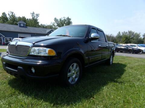 2002 Lincoln Blackwood for sale at Pool Auto Sales Inc in Spencerport NY
