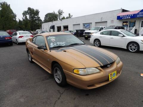 1997 Ford Mustang for sale at United Auto Land in Woodbury NJ