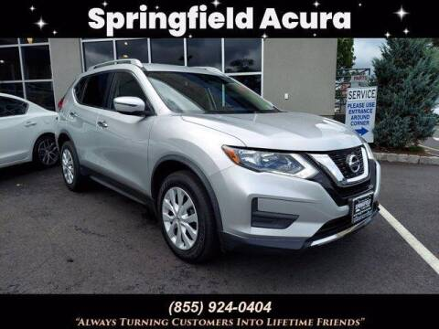 2017 Nissan Rogue for sale at SPRINGFIELD ACURA in Springfield NJ
