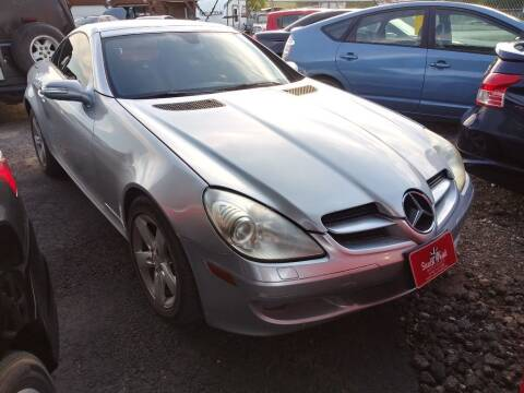 2006 Mercedes-Benz SLK for sale at South Point Auto Sales in Buda TX