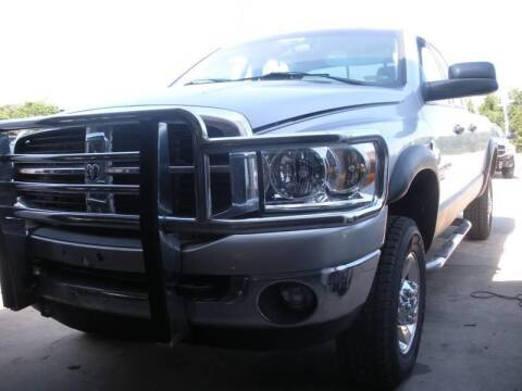 2006 Dodge Ram Pickup 2500 for sale at Sweets Motors in Valley Center KS