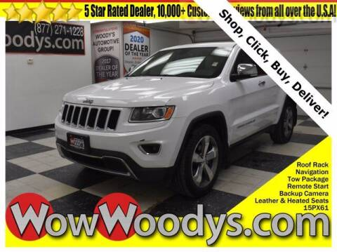 2015 Jeep Grand Cherokee for sale at WOODY'S AUTOMOTIVE GROUP in Chillicothe MO
