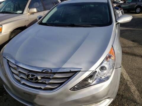 2013 Hyundai Sonata for sale at Jimmys Auto INC in Washington DC