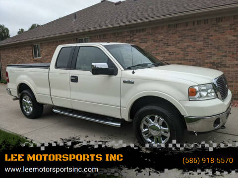 2007 Ford F-150 for sale at LEE MOTORSPORTS INC in Mount Clemens MI