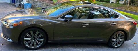2018 Mazda MAZDA6 for sale at Autoworks of Devon in Milford CT
