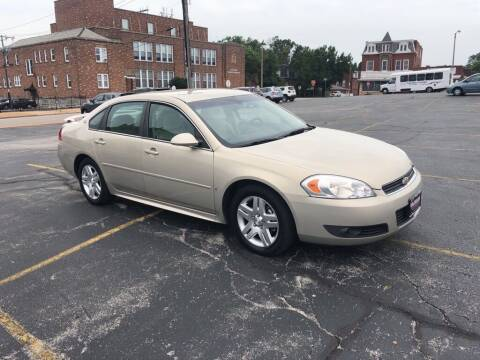 2009 Chevrolet Impala for sale at DC Auto Sales Inc in Saint Louis MO