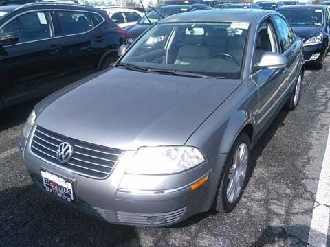 2005 Volkswagen Passat for sale at Cj king of car loans/JJ's Best Auto Sales in Troy MI