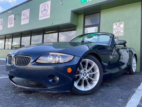 2005 BMW Z4 for sale at KARZILLA MOTORS in Oakland Park FL