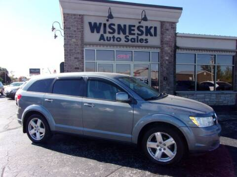 2009 Dodge Journey for sale at Wisneski Auto Sales, Inc. in Green Bay WI