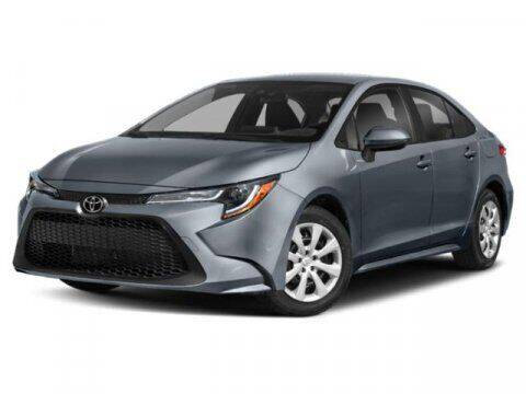 2021 Toyota Corolla for sale at Gary Uftring's Used Car Outlet in Washington IL