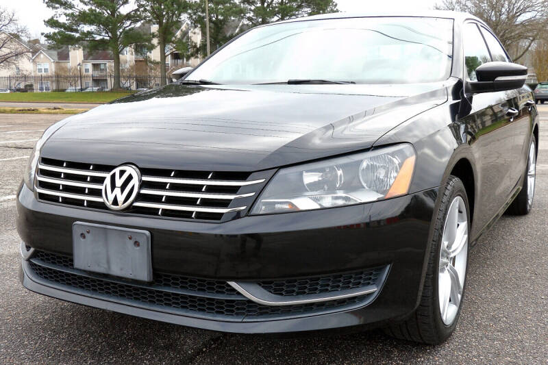 2014 Volkswagen Passat for sale at Prime Auto Sales LLC in Virginia Beach VA
