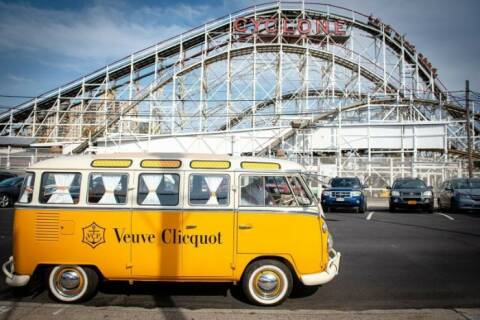 1974 Volkswagen Bus for sale at Classic Car Deals in Cadillac MI
