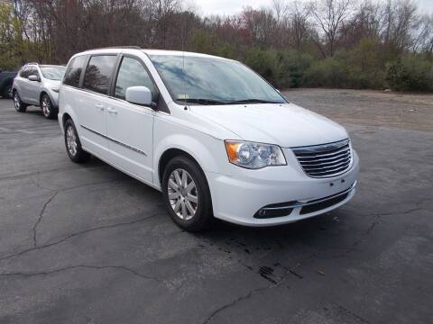 2014 Chrysler Town and Country for sale at MATTESON MOTORS in Raynham MA