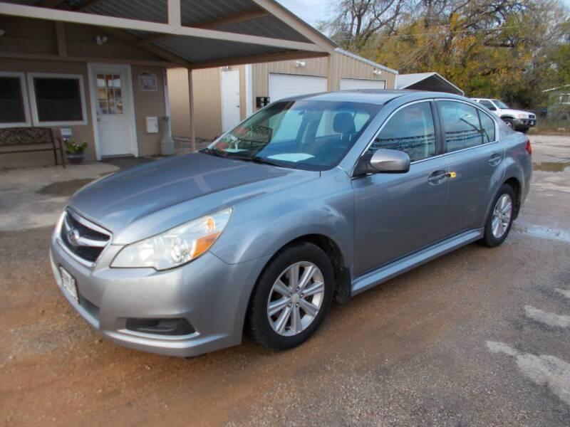 2011 Subaru Legacy for sale at DISCOUNT AUTOS in Cibolo TX