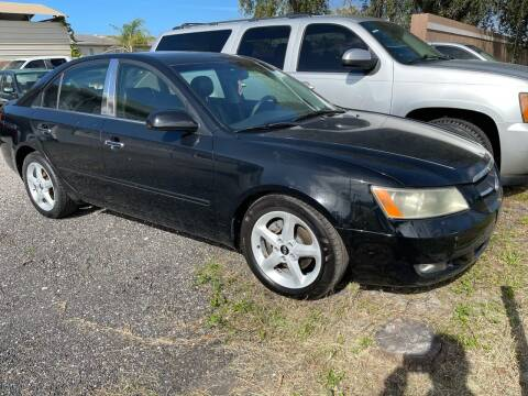 2007 Hyundai Sonata for sale at Sheldon Motors in Tampa FL