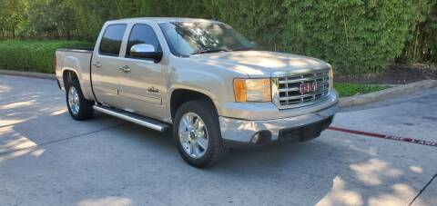 2008 GMC Sierra 1500 for sale at Motorcars Group Management - Bud Johnson Motor Co in San Antonio TX