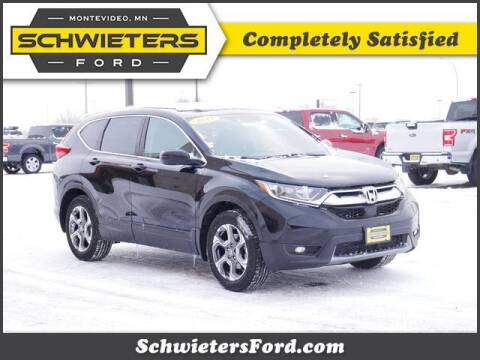 2017 Honda CR-V for sale at Schwieters Ford of Montevideo in Montevideo MN