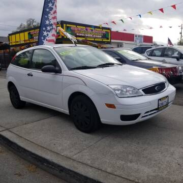 2007 Ford Focus for sale at Once and Done Motorsports in Chico CA