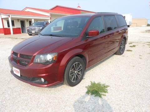 2017 Dodge Grand Caravan for sale at JUDD MOTORS INC in Lancaster MO