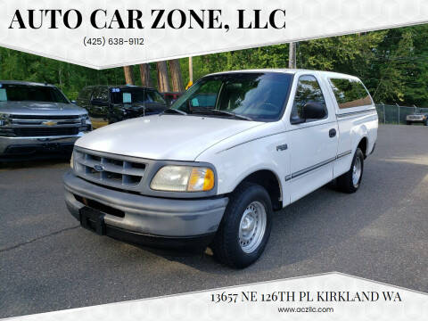 1998 Ford F-150 for sale at Auto Car Zone, LLC in Kirkland WA