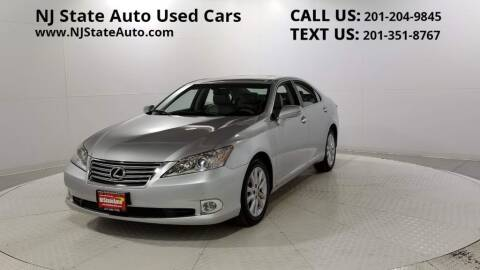 2012 Lexus ES 350 for sale at NJ State Auto Auction in Jersey City NJ