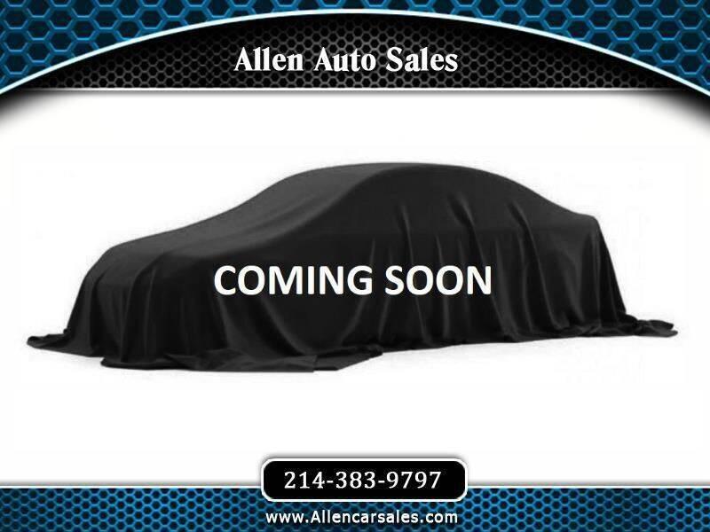 2007 Cadillac CTS for sale at Allen Auto Sales in Dallas TX